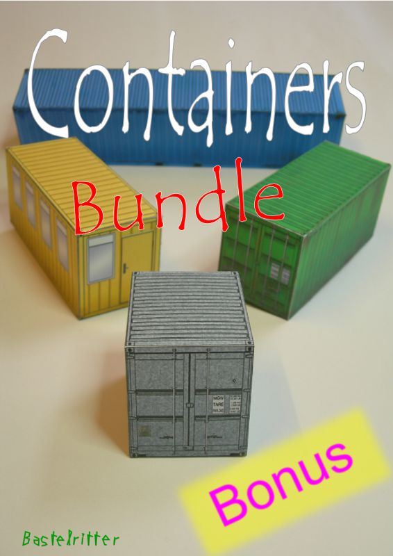 Containers Bundle